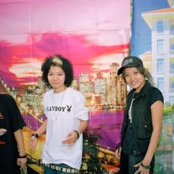 Playboy & 2 Friends
